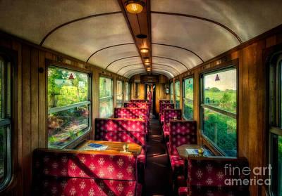 Victorian Digital Art - Elegance Past by Adrian Evans