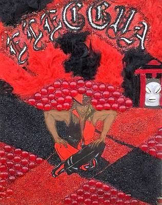 Eleggua Original by Allison Aaron
