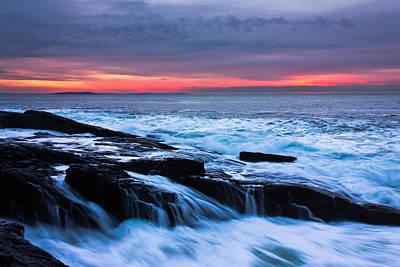 Bailey Island Photograph - Elements by Benjamin Williamson