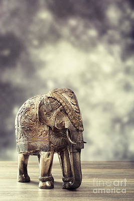Hammer Photograph - Elephant Figure by Amanda And Christopher Elwell