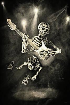 Rock N Roll Digital Art - Elevation 2 by Jeff Gettis