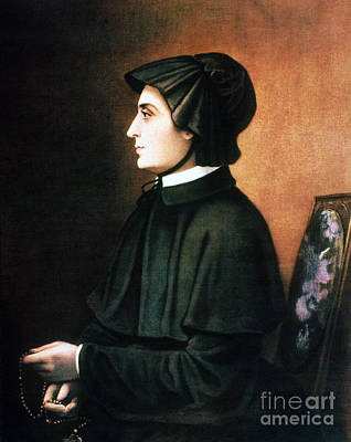 Aodcc Painting - Elizabeth Ann Seton by Granger