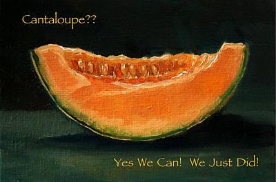 Painting - Elopement Announcement, Humorous by Joyce Geleynse