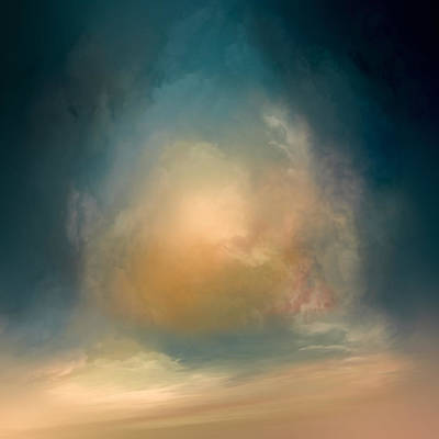 Jmw Painting - Emerging by Lonnie Christopher