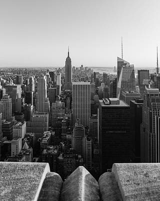 Photograph - Empire State Building - New York City by Thomas Richter