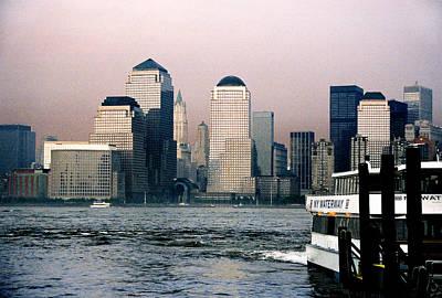 Ground Zero Digital Art - Empty Sky by Steve Karol