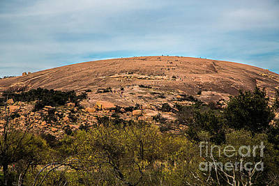 Cabeza De Vaca Photograph - Enchanted Rock by Jon Burch Photography