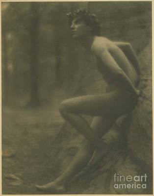 Suggestive Photograph - Endymion, F. Holland Day, 1907 by Science Source