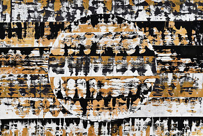 Eccentric Painting - Enigma by Sumit Mehndiratta