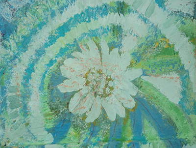 Enlightened Print by Anne-Elizabeth Whiteway