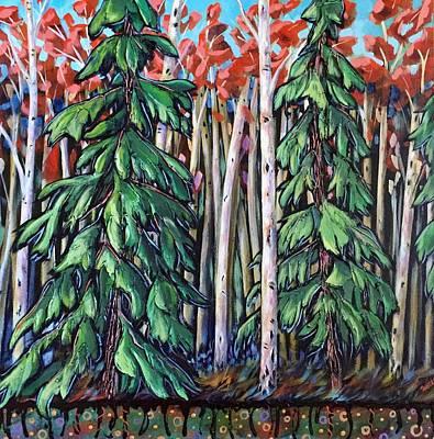 Brain Painting - Enlightened by Tammy Watt