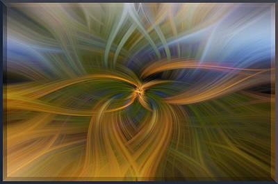 Enlightenment No.1 Original by Mark Myhaver