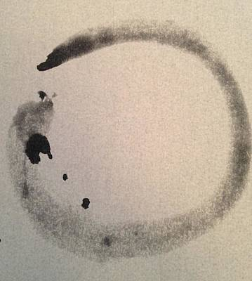 Enso Print by Nick Young