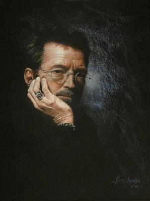 Eric Clapton Original by Ross Aberle