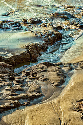 Erosion Print by Kelley King