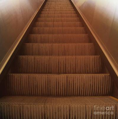 Escalier 2 Print by Reb Frost