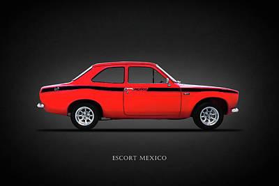 Escort Photograph - Escort Mexico Mk1 by Mark Rogan