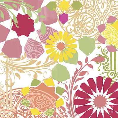 Esperanza II Print by Mindy Sommers