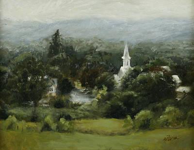 Heather Burton Painting - Esperence by Heather Burton