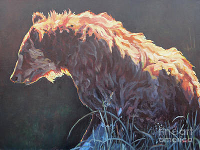 Mammals Painting - Esse by Patricia A Griffin