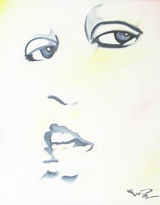 Painting - Essense by Joseph Palotas