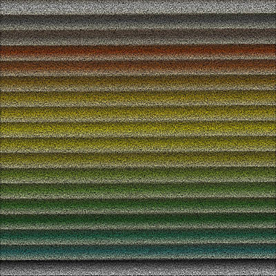 Sea Digital Art - Et.24 by Gareth Lewis