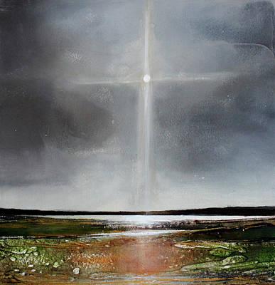 Hope Painting - Eternal Hope  by Toni Grote