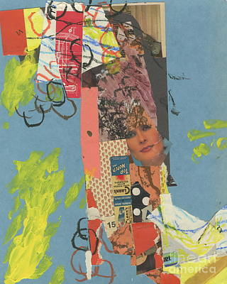 Collage Mixed Media - Eternity  by Laurie Olson