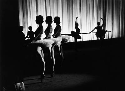 Performing Arts Event Photograph - Etudes by Baron