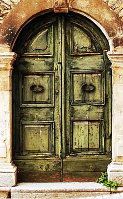 European Door II Print by Jason Evans