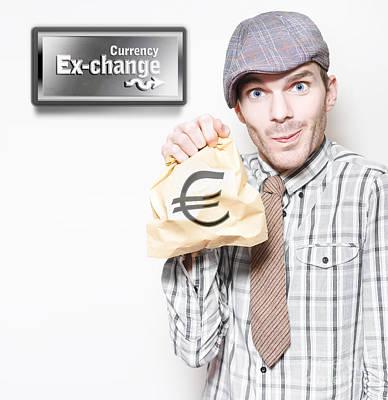 European Sovereign Debt Crisis Or Eurozone Crisis Print by Jorgo Photography - Wall Art Gallery