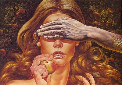 Eve Original by Nicolae Gutu