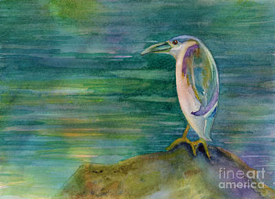 Evening Watch Original by Amy Kirkpatrick