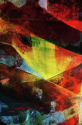 Must Art Painting - Event Horizon by Christopher Davis