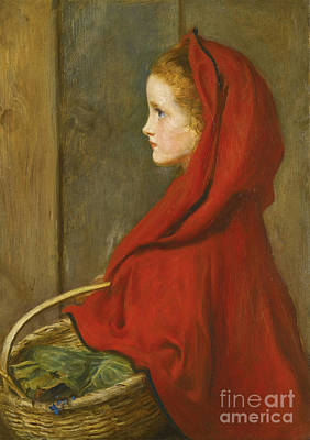 Everett Millais, Print by Sir John