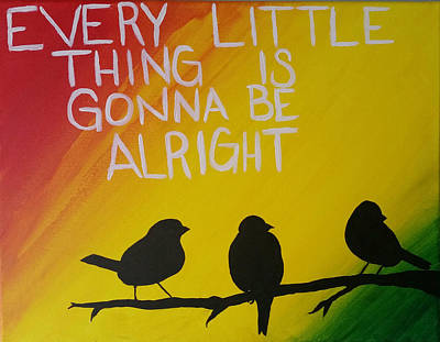 Every Little Thing Original by Ashley Gallery