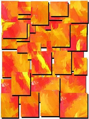 Mango Digital Art - Experiment 4 by Chris Butler