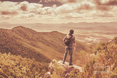 Visitor Photograph - Exploring The Rugged West Coast Of Tasmania by Jorgo Photography - Wall Art Gallery