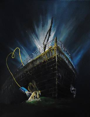 Exploring Titanic Original by Chris Collins