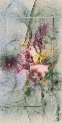 Merging Painting - Extensionalism Stiffness  Id 16098-010000-95021 by S Lurk