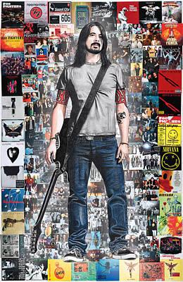 Vulture Mixed Media - Extraordinary Hero by Steven Hart