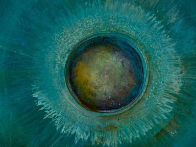 Eyesteroid Print by Art by Ela