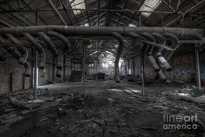 Factory Print by Svetlana Sewell