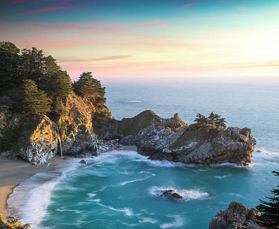 Big Sur California Photograph - Fade To Paradise by Peter Irwindale