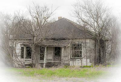 Fading Dream Photograph - Fading Memories by Warren Creech
