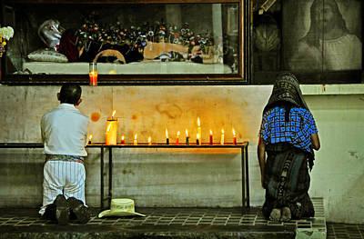 Man Photograph - Faith by Skip Hunt