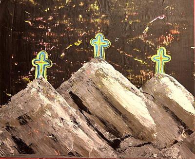 Unity Painting - Faiths In Unity by Mark Jones