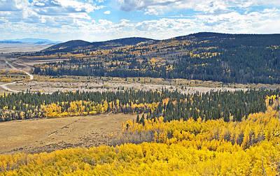 Fall In Colorado Original by James Steele