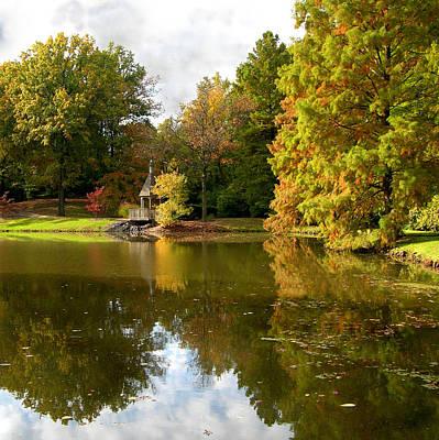 Fall In Missouri Original by John Lautermilch