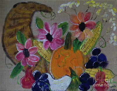 Fall Splender  Original by Donna Brown